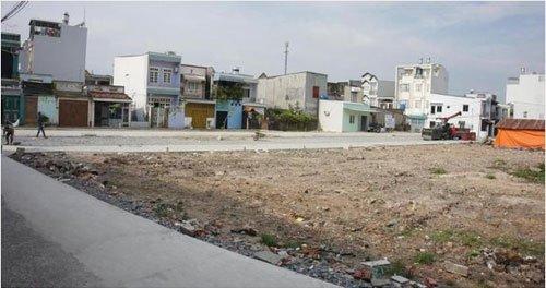 Bán đất ngay trung tâm Thuận Giao, Thuận An, ngay UBND Phường Thuận Giao, sổ riêng, 0961522711 My ảnh 0