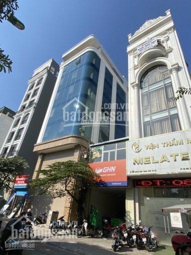 Cho thuê nhà mặt phố 8 tầng tại mặt phố Nguyễn Xiển - Thanh Xuân. DT 100m2 - MT 5,5m giá 70tr/th ảnh 0