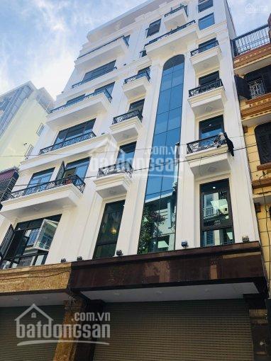 Bán tòa nhà mặt phố Kim Đồng, Giáp Bát, doanh thu 800tr/năm cho thuê, 80m2x8T, gía 15.3 tỷ ảnh 0