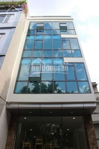 Cho thuê nhà mặt phố 8 tầng tại mặt phố Nguyễn Xiển Thanh Xuân. DT 100m2 mặt tiền 5,5m, giá 70tr/th ảnh 0