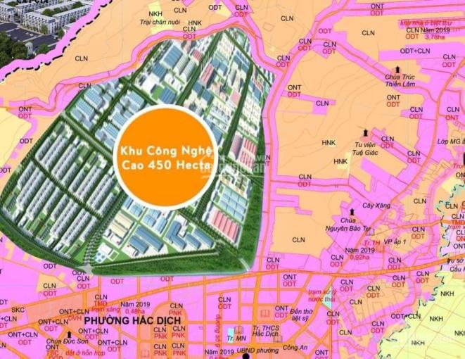 Bán đất nền 1.2 tỷ đón đầu KCN cao 450ha Hắc Dịch, tiềm năng x2 x3 giá trị khi KCN 450ha triển khai ảnh 0