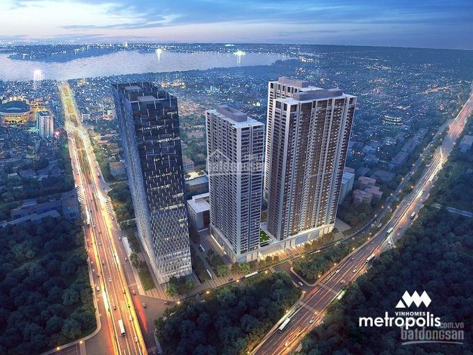 Cần bán căn skyvilla diện tích 500m2, 2 tầng tại Vinhomes 29 Liễu Giai ảnh 0