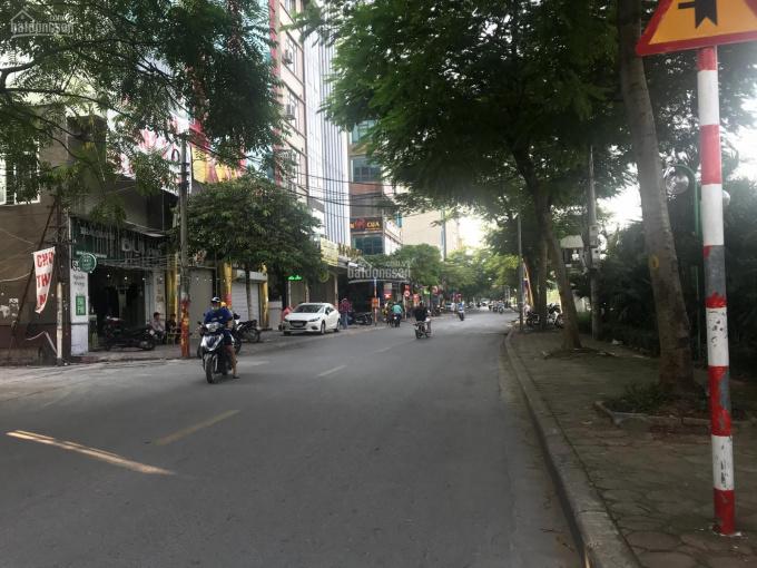 Cần bán nhà mặt phố Chùa Láng, phố kinh doanh 65m2, vuông vắn ảnh 0