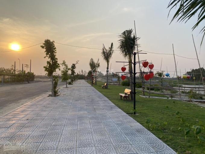 Đất nền sông Cổ Cò sát biển Nam Đà Nẵng ảnh 0