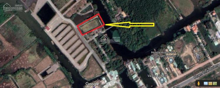 Bán đất mặt sông khu nhà vườn xã Phước Khánh, đường đá mi 6m vào đất ảnh 0