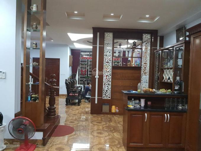 Nhà LK KĐT Văn Quán, 6T, MT 4.5m, nhà đẹp, vỉa hè rộng, vị trí kinh doanh, văn phòng chỉ 7 tỷ 9 ảnh 0