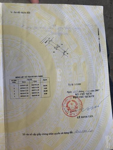 Tôi còn 1 lô đất giá tốt xã Tân Thạnh Đông, Đ Nguyễn Kim Cương, TT 1.55tỷ/160 m2 sổ chính chủ ảnh 0