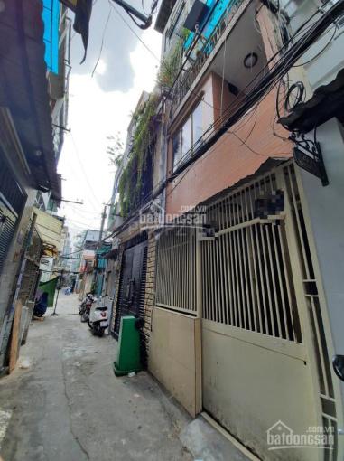 Nhà hẻm ba gác sát mặt tiền Nguyễn Tiểu La 1 trệt 2 lầu đúc BTCT. giá chỉ 5.4 tỷ ảnh 0