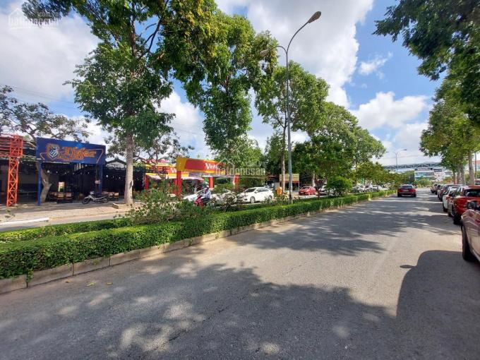 Nền góc vip khu Nam Long - rộng 1563m2 vị trí cực đẹp, kinh doanh mua bán rất tốt ảnh 0