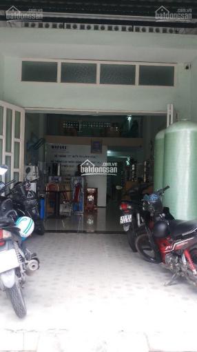 Cho thuê nhà mới xây mặt tiền đường Lê Lâm 1 trệt 1 lửng 1 lầu. Liên hệ: 0909147585 gặp Vi ảnh 0