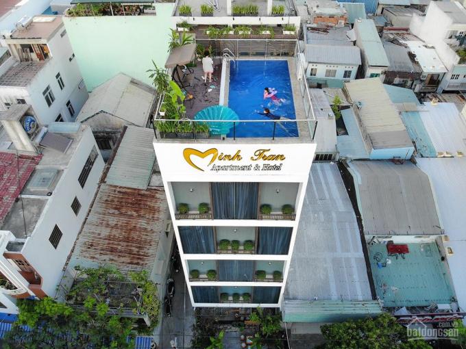 Bán gấp khách sạn hướng mặt tiền Tây Nam, đối diện sân VĐ Chi Lăng - Hải Châu, DT trung bình 200tr ảnh 0