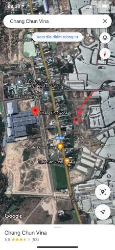 Bán lô biệt thự ngay cụm khu công nghiệp An Ngãi - 25x25m thổ cư 200m2 ảnh 0