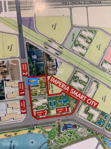Shop lô góc IS2 Vinhomes Smart City - vị trí trung tâm giao thương thuận lợi ảnh 0