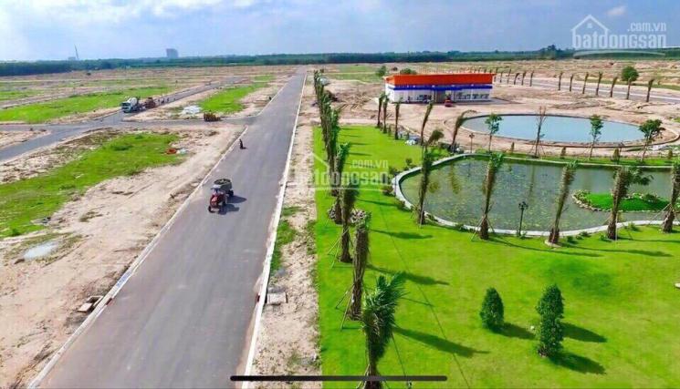 Đất đường 25c nối sân bay quốc tế và phà Cát Lái, thổ cư, sổ riêng, Nhơn Trạch, chỉ 1,13 tỷ/100m2 ảnh 0
