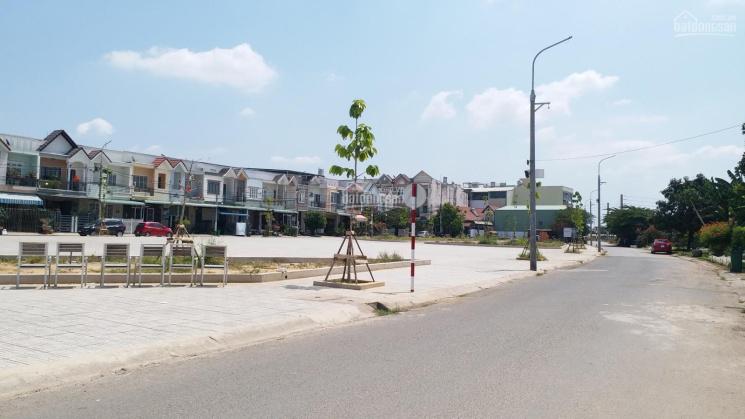 Bán nhà KDC Tân Phong, TP Biên Hòa, 1 trệt 1 lầu + sân thượng, sổ riêng thổ cư 96m2, 4,2 tỷ ảnh 0