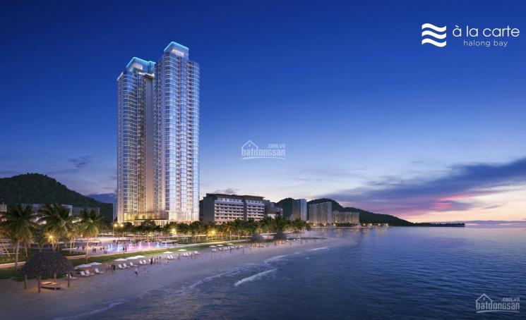 Cần vốn kinh doanh tôi muốn chuyển nhượng căn B02 tầng 16 view biển dự án A La Carte Hạ Long giá rẻ ảnh 0