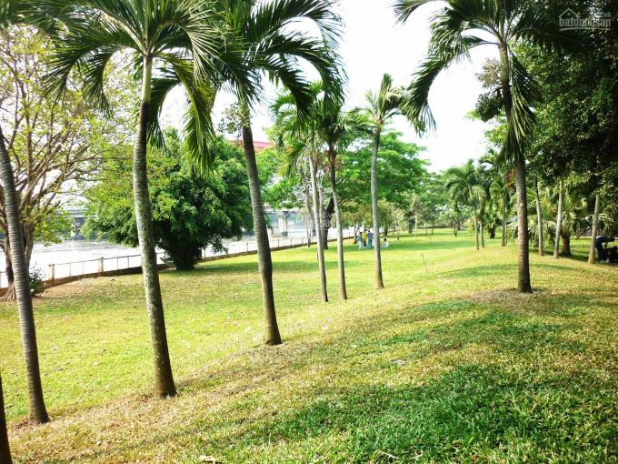Bán đất biệt thự khu dân cư ven sông Tân Phong, quận 7, 12x18m, 92tr/m2 ảnh 0