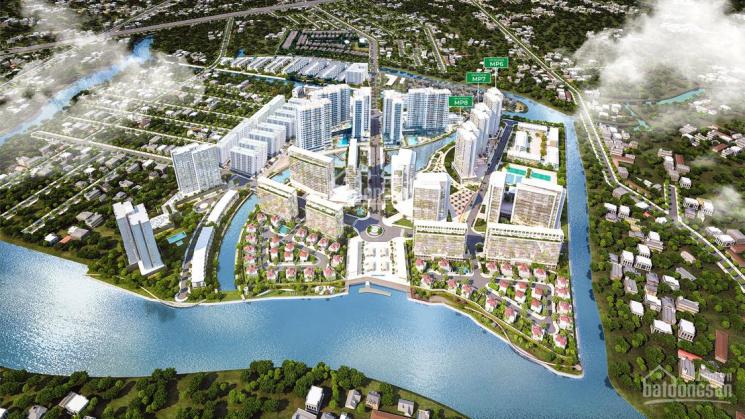Bán căn hộ Mizuki Park căn góc 75m2 giá 2,7tỷ full nhận nhà nhà mới lầu 3 ngay sân vườn, 0901459445 ảnh 0