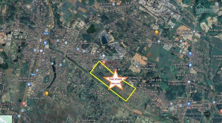Chỉ lô nào là chắc chắn lấy được lô đất dự án TNR Bỉm Sơn - Thanh Hóa. LH: 0913 13 4321 ảnh 0