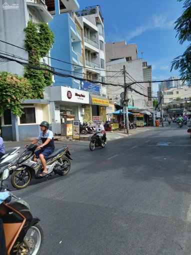 Bán nhà Q. Phú Nhuận, MT Hoàng Văn Thụ, DT: 4,5x17m, 3 tầng, HDT 50tr, giá 14.9 tỷ, LH: 0909575282 ảnh 0