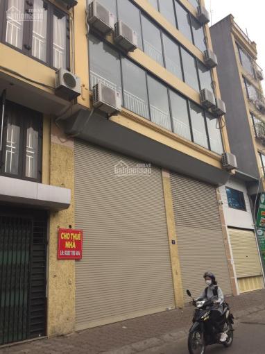 Cho thuê nhà mặt phố Khâm Thiên, DT 60m2, MT 5m, nhà mới thông, RB, giá 25tr/th ảnh 0