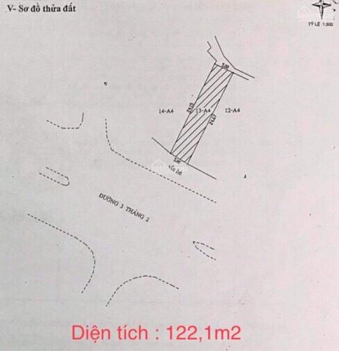 Bán đất mặt tiền đường 3/2 gần cầu Thuận Phước ảnh 0
