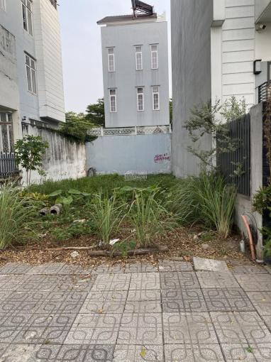 Thanh lý nhanh lô đất thổ cư có sổ sẵn đường Thuận Giao 25, Thuận An, BD. 85m2, xây tự do ảnh 0