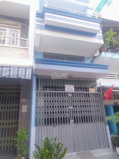 Nhà mới hẻm 6m Hàn Hải Nguyên Q11. 3,2 x 10m (32 m2), 1 trệt 1 lửng 1 lầu hướng Đông Nam ảnh 0