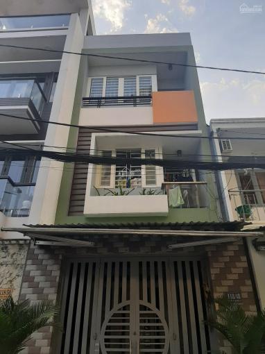 Bán nhà mới hẻm xe tải Huỳnh Thiện Lộc, Phú Thạnh, Tân Phú, DT: 4x16.5m, 1 trệt 2 lầu ảnh 0
