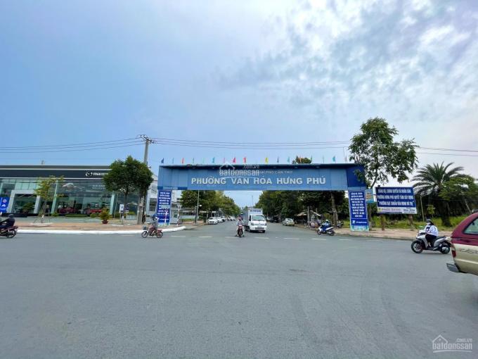 Bán nền đẹp đường A3 khu dân cư Hưng Phú, Cái Răng, Cần Thơ ảnh 0