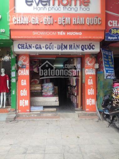 Bán nhà mặt phố Nguyễn Trãi, Thanh Xuân, diện tích 51 m2, mặt tiền 4,1m giá 12 tỷ có thương lượng ảnh 0