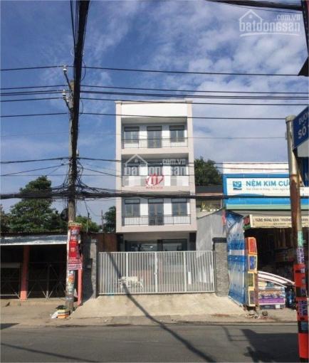 Hungviland bán nhà trệt + lửng + 3 lầu mặt tiền đường 297, Phước Long B, Quận 9 ảnh 0