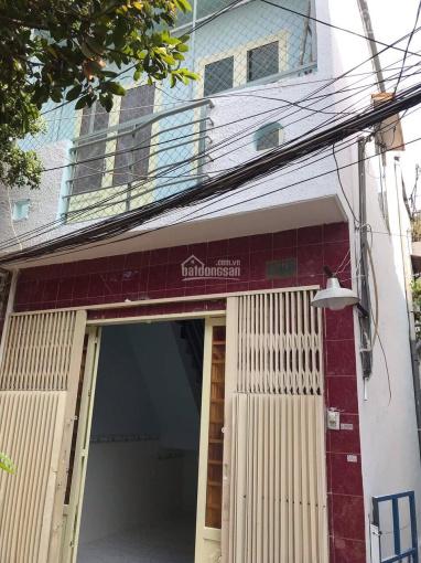 Nhà nhỏ giá 1.99 tỷ (có bớt), 1 trệt 1 lầu đúc, 2 PN, 2 WC, hẻm 133 đường Quang Trung, phường 10 ảnh 0