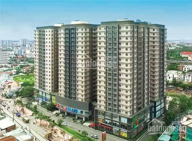 Nhà mặt tiền Nguyễn Thị Thập vuông vức giá cực rẻ chỉ 127 triệu/m2 ảnh 0