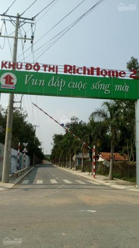 Bán gấp căn nhà khu đô thị Richhome 2 115m2 thổ cư hết đất sát bên KCN Vsip 2. LH: 0936.784.916 ảnh 0