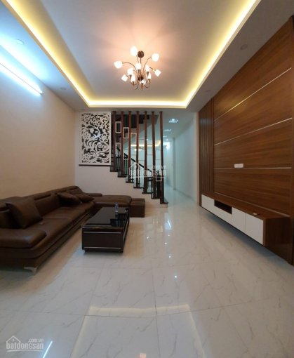 Bán gấp nhà quá đẹp tại Khương Đình. DT: 50m2 x 4 tầng, ô tô đỗ cửa, ngõ thông, 2 mặt thoáng, SĐCC ảnh 0