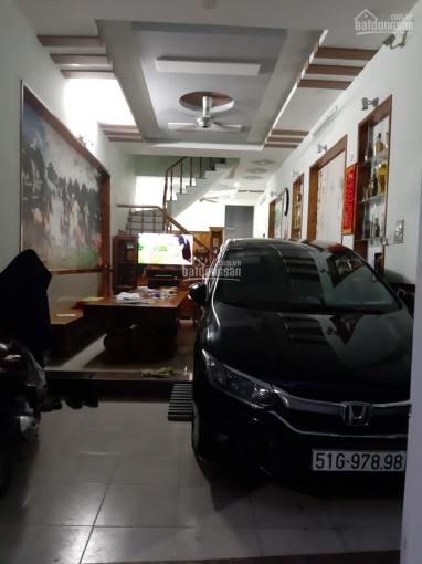 Siêu đẹp nhà phố hẻm xe tải Lê Văn Việt, trệt + 2 lầu, 5x18m=90m2 vuông vức, không lỗi, 6.7 tỷ ảnh 0