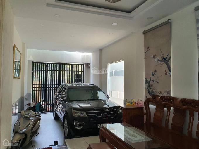 Bán nhà 5 tầng đường Số 16, p. Tân Phú giáp Phú Mỹ Hưng ảnh 0