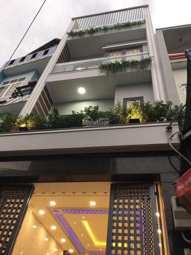 Cho thuê nhà hẻm xe tải 246 Nguyễn Thái Bình, DT: 5.5x20m, kết cấu trệt 2 lầu giá 26 triệu/tháng ảnh 0