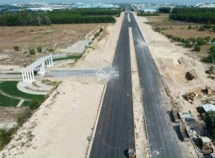 Bán đất mặt tiền đường 25C, sổ đỏ từng nền, liền kề KCN và TT hành chính Nhơn Trạch, 0983,88.2979 ảnh 0