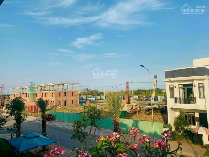 Bán gấp đất mặt tiền Shophouse 50m dự án The Sol City lô D3 giá 3tỷ850, Lh 0931112822 ảnh 0