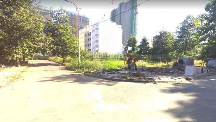 Bán lô góc 2 MT khu Huy Hoàng, Thạnh Mỹ Lợi, 185tr/m2. LH: 0901886284 ảnh 0