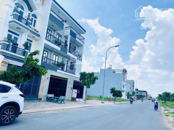 Mở bán 12 lô đất 80m2, sổ hồng riêng, đường nhựa trước nhà 20m, xã Phạm Văn Hai, huyện Bình Chánh ảnh 0