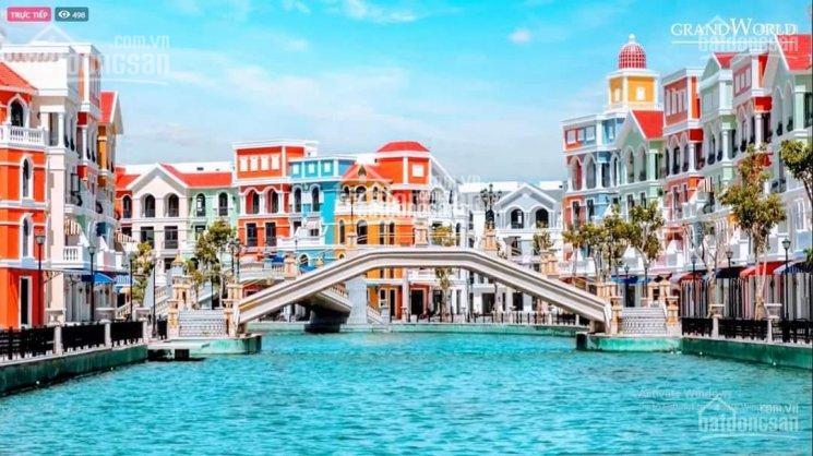 Chính chủ bán shophouse Grand World Phú Quốc, giá 7 tỷ ảnh 0