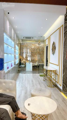 Cho thuê nhà 5,6x21m hầm trệt 5 lầu TM Thạch Thị Thanh, p Tân Định Quận 1 ảnh 0
