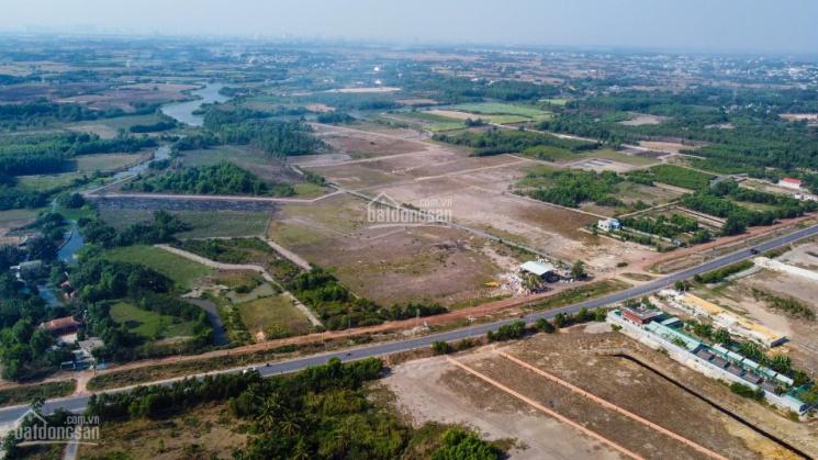 Đầu vườn đầu tư tốt đường trải đá 9m, xã Phước Khánh, Nhơn Trạch, Đồng Nai ảnh 0