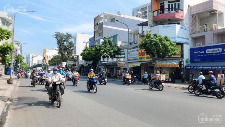 Chính chủ bán nhà 2 mặt tiền Lũy Bán Bích, P. Tân Thành 4x30m cấp 4, vị trí đẹp, sầm uất, không lỗi ảnh 0