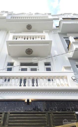 Nhà bán Bình Tân khu Tên Lửa 2 lầu sân thượng 3 phòng ngủ, giá 2,380 tỷ tặng nội thất ảnh 0