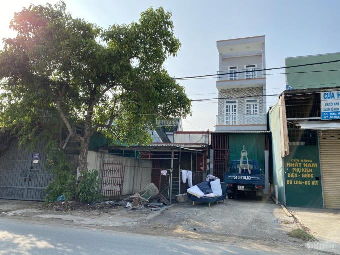 Bán nhà 3 tầng mặt tiền Nguyễn Duy Trinh, Long Trường, Q9, 240m2 (8x30m) cần bán 18.6 tỷ TL ảnh 0