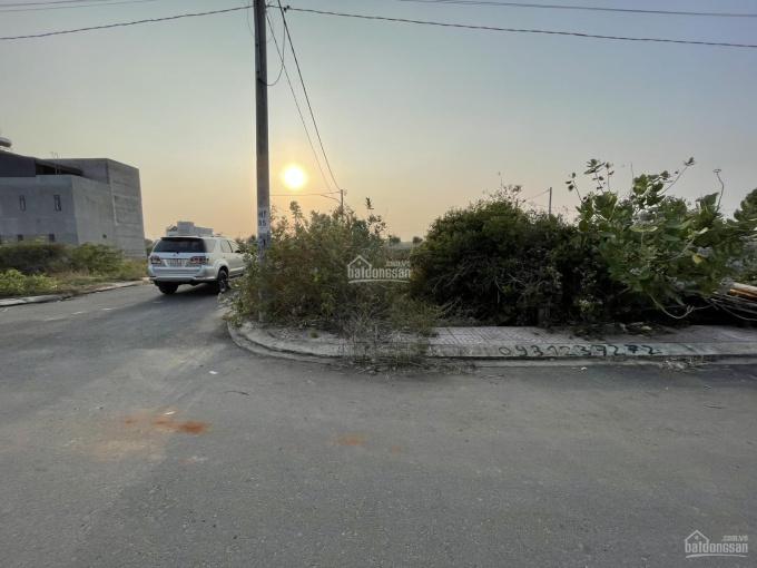 Đất góc 2 mặt tiền đường nhựa, gần trường mầm non Hoa Mặt Trời, trung tâm thị trấn Long Điền ảnh 0